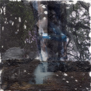 Encaustic Collage - Temporality of Place and Perception07.jpg