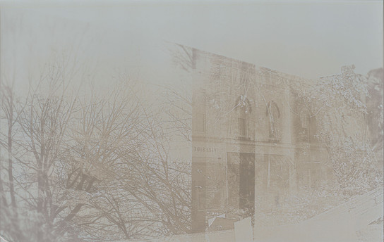 Lumen Print 4Lumen Print 3 - Temporality of Place and Perception