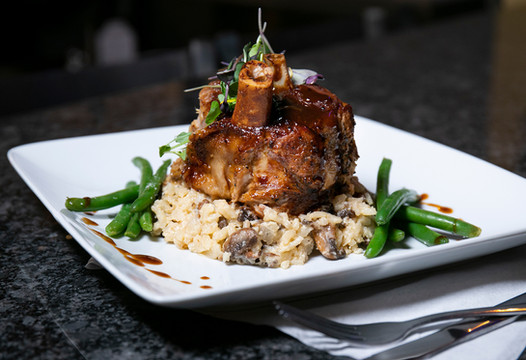 Braised Osso Bucco - Element 41