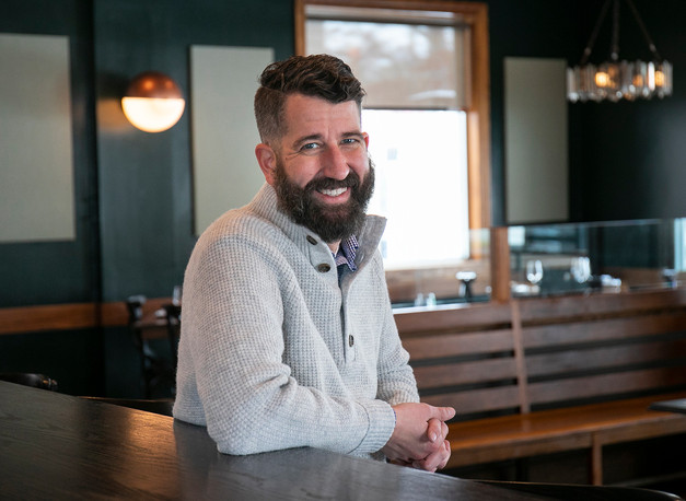 Chef & Owner Mike Smith - Thyme Table