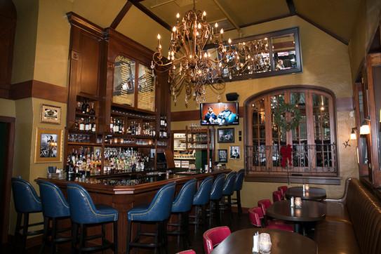 Bull and Bird Steakhouse - Interior