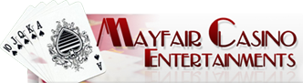 Image Of Mayfair Casino Entertainments, All Inclusive Web Design
