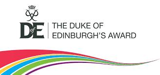 This is the logo for The Duke of Edinburgh Awards