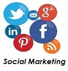 Seo Flatrate Social Marketing Image, SEO Poole & Bournemouth.