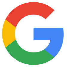 Logo showing a large letter G representing the Google Search Engine