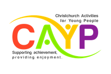 Charity Logo for CAYP