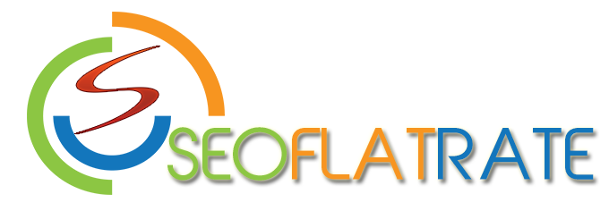 Company logo for the award winning SEO & Online Marketing Agency SEO Flatrate based in Bournemouth, Dorset