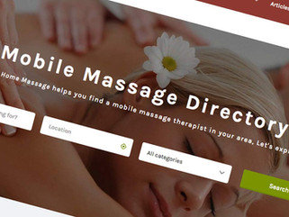 In Your Home Massage Choose Rent a Website from SEO Flatrate