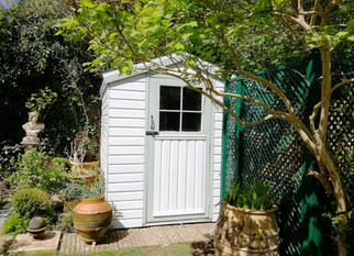 New Website For Wiltshire Based Bespoke Shed Company