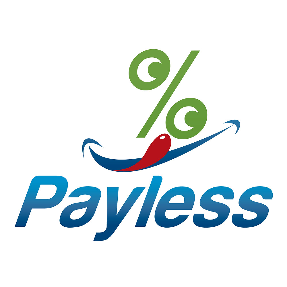 Logo for Payless UK designed by SEO Flatrate Bournemouth