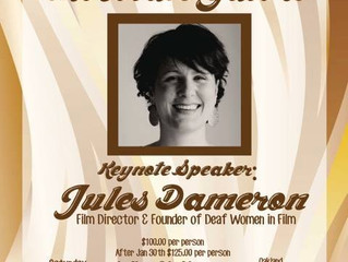 Dameron to give Keynote