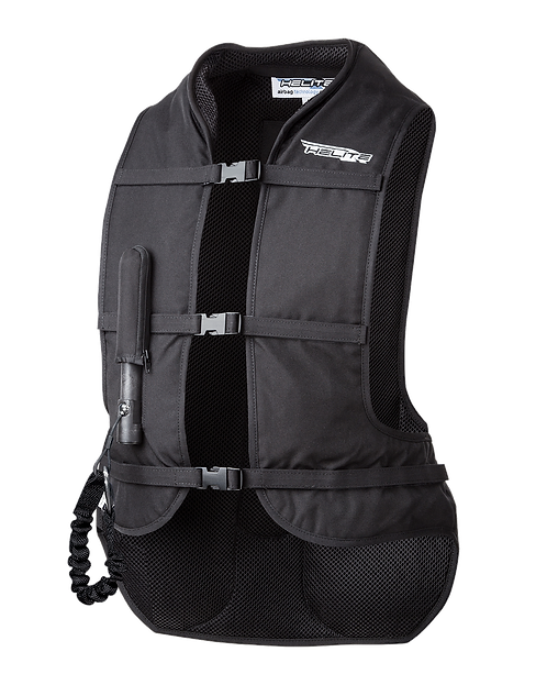 Helite Airjacket Child Airbag - Black