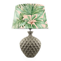 Tropical Leave Lamp