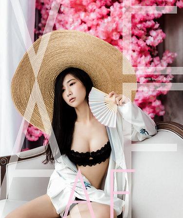 时尚个人写真,时尚商业形象   Personal Fashion Photo