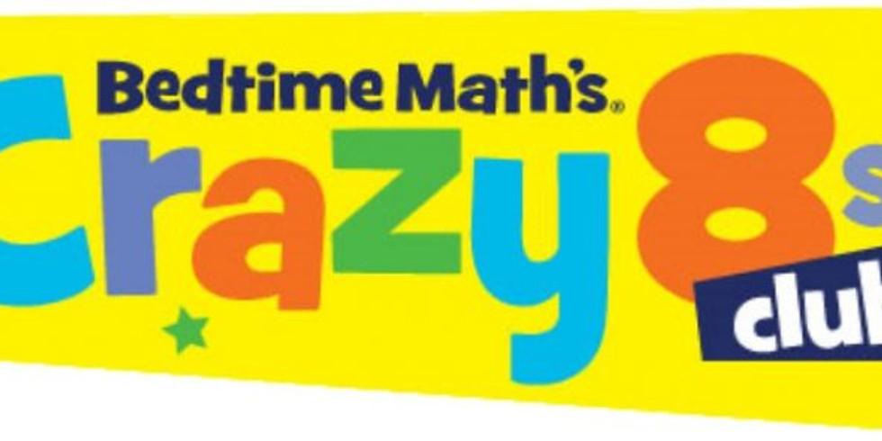 Crazy 8's Math Club (Grades 3-5)