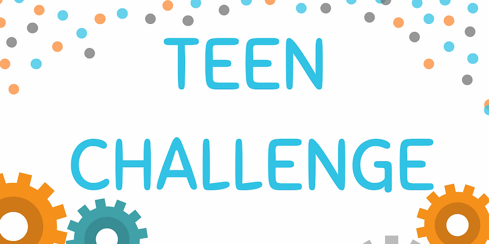 Teen Challenge (Grades 5 and up)