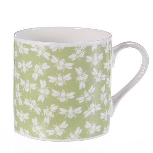 Bee Mug, Green