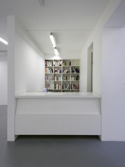 Galerie d'art rue Quincampoix