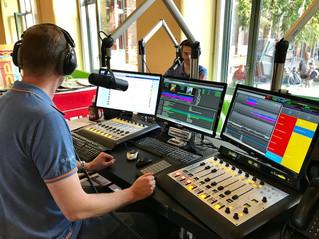 Eerste schooldag voor Jeroen & Koen (Topradio Vlaanderen)