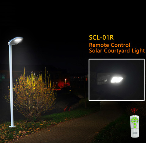 SCL-01R_RemoteControlSolarCourtyardLight