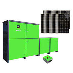 ASPS 902 20kW All-in-one solar power system
