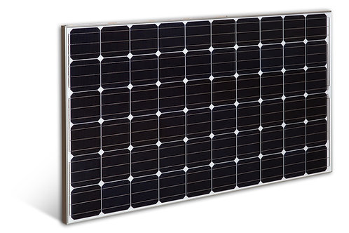 ASPS 06 kW 9-Panel Off-Grid Solar Suniva OPT280-60-4-100 Silver Mono Solar Panel