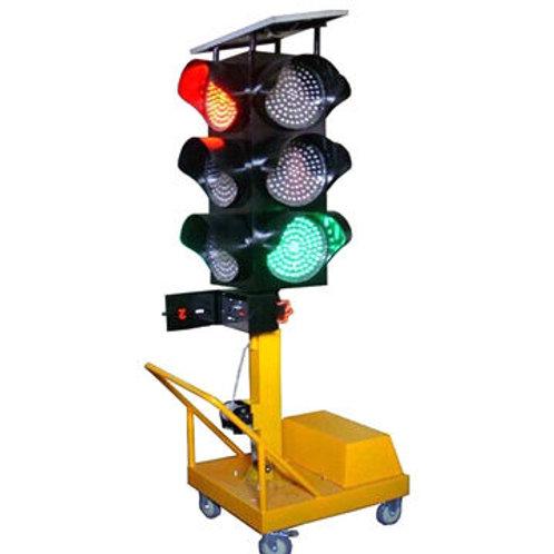 ASPS 110 Wireless Solar Traffic Signal Light