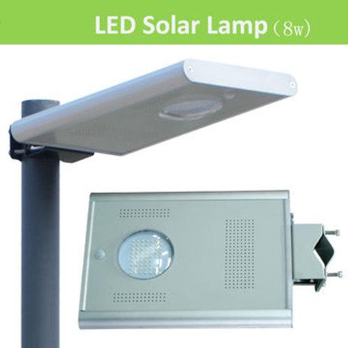 ASPS 104 All-in-One Solar Parking Lot/Yard Light  50W, CE
