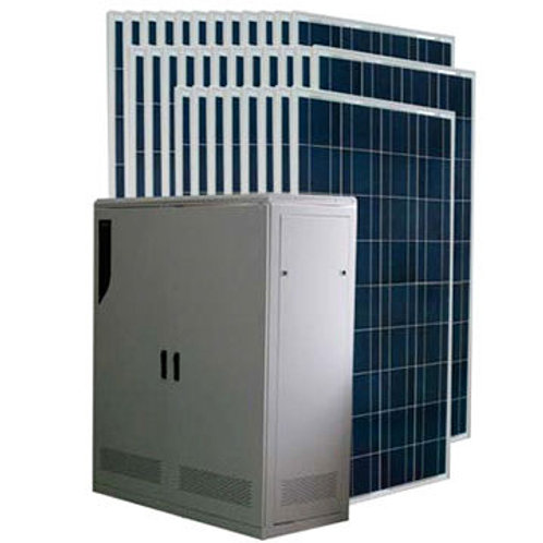 ASPS12 Off-Grid Complete Solar Energy Kit -Panels+Case+Controller+Inverter, etc