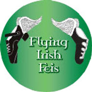 Flying Irish feis badge