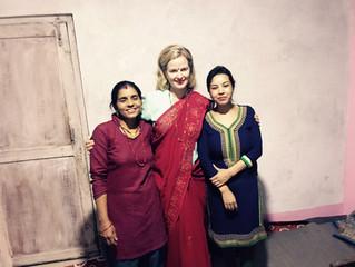Juliana's Nepal Experience