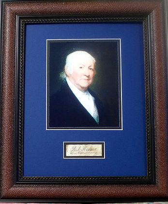 Paul Revere autograph