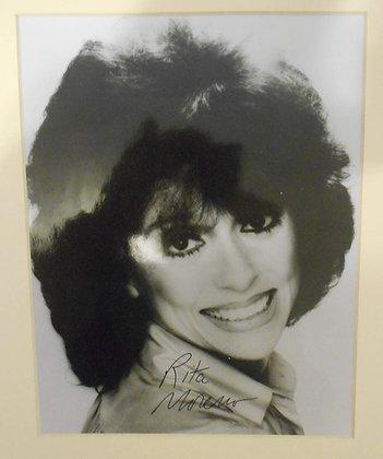 Rita Moreno autographed photo