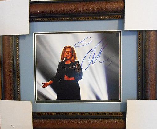 Adele autograph