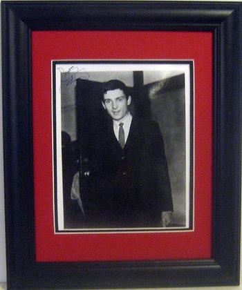 Gene Pitney autograph photo