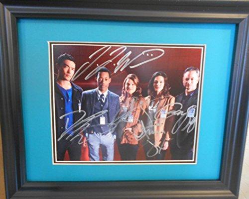 Criminal Minds autographed photo