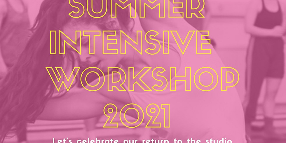 Rendez-Vous Dance Summer Intensive / London