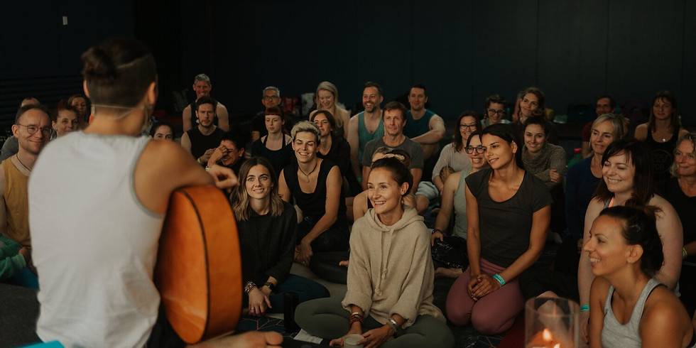 Scottish Yoga Conference / Online