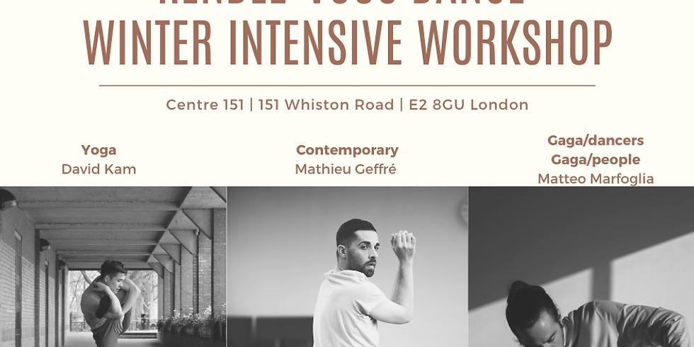 Rendez-Vous Winter Intensive Workshop