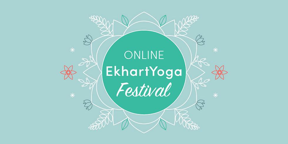 Ekhart Yoga Festival