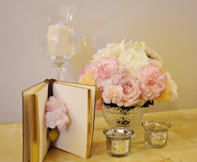 Low Flower Centrepieces