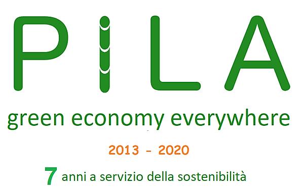 logo PILA celebrativo new 7 anni di sost