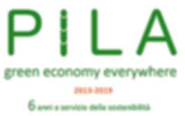 logo PILA celebrativo new 6 anni di sost
