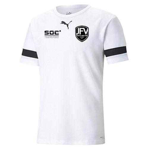 Puma Trainingshirt weiß Erwachsene inkl. JFV Logo