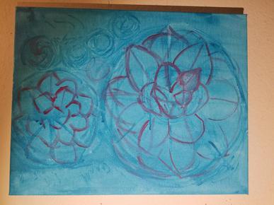 Step 2 Draw outline