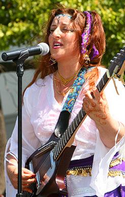 Pagan Festival, Berkeley California - Multi Cultural Music - Sitar Song Writing - Eastern Fusion Music