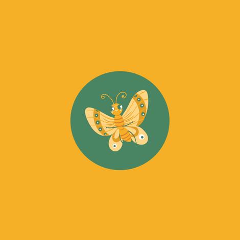 Metamorphosis Journey Butterfly - PFNO