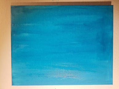 Step1- Cover Canvas