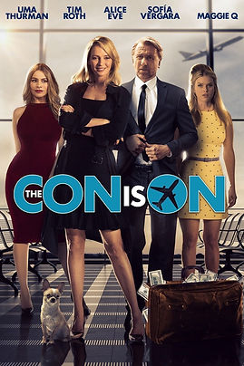 The Con is On Netflix movie