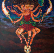 Hecate Whole Painting